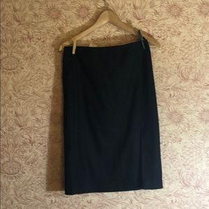 NWT Banana Republic wool stretch pencil skirt 2